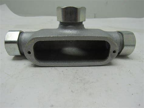 appleton tn  conduit outlet body rigid conduit