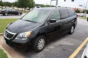 2008 Honda Odyssey Exl 05