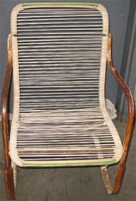 reweaving wicker furniture items