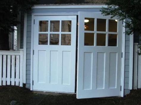 swing out garage doors swing open garage doors swinging swing out or swingout real carriage house garage doors