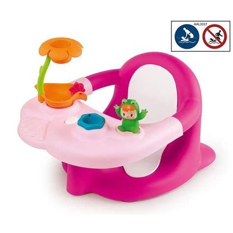baignoire bébé avec siège intégré cotoons siège de bain avec ventouses achat