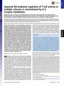 (PDF) Impaired NK-mediated regulation of T-cell activity ...