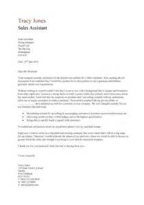 resume cover letter sles nursing assistant sales assistant cv exle shop store resume retail