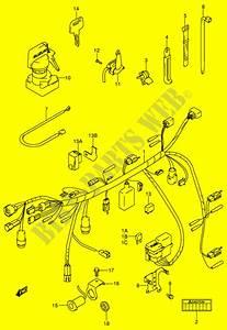 Wiring Harness For Suzuki Quadmaster 500 1999   Suzuki