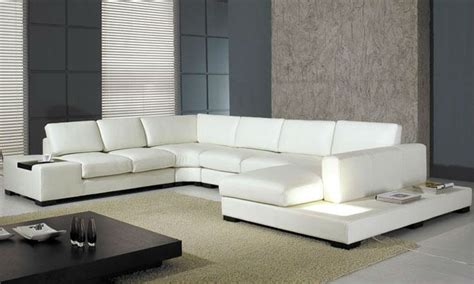 White Leather L Shaped Sofa Online Get L Shape Leather