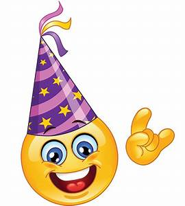 Smiley Birthday Party images