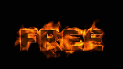 Wallpaper Imagenes De Free by Free Word Burning Sale Sign Stock Footage