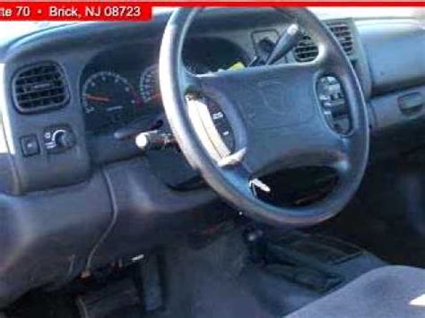 Circle Dodge Brick Nj by Sold 1998 Dodge Dakota Club Cab 4x4 08723 Circle Dodge
