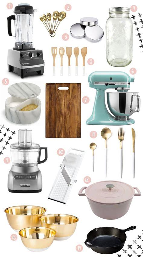 kitchen essentials    simple