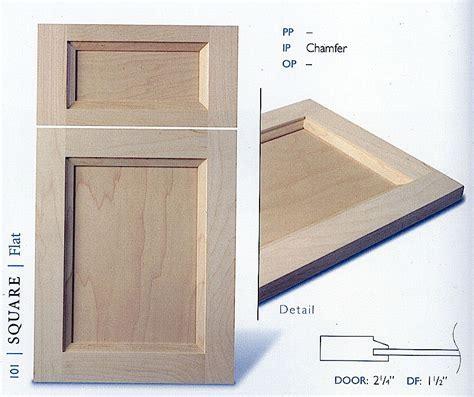 100 Series Kitchen Cabinet Door Profiles