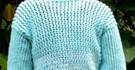 loom knit sweater working without patterns knifty knitter loom