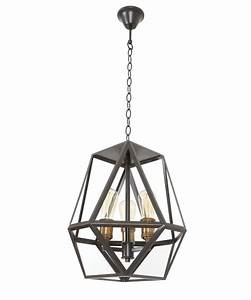 Beacon lighting vaille light pendant in oil rubbed