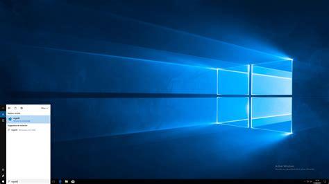 windows 10 redstone 3 comment activer les options