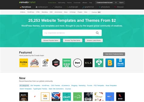 best bootstrap templates 10 best bootstrap themes templates marketplaces to buy and sell high quality templates