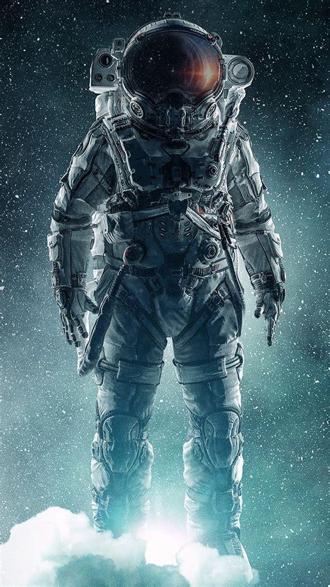 CGI Artwork Astronaut Wallpaper
