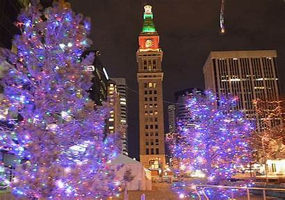Denver Christmas Lights Cities Twinkle Alive Comes