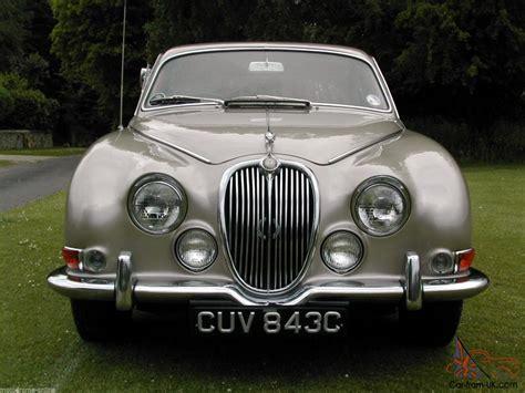 jaguar s fantastic a fantastic 1965 s type 3 8 manual overdrive