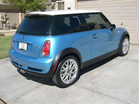 mobibbee  mini cooper specs  modification info  cardomain