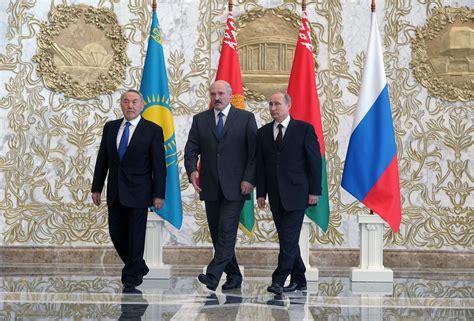 Paraksta vienošanos par Eirāzijas savienības izveidi ...