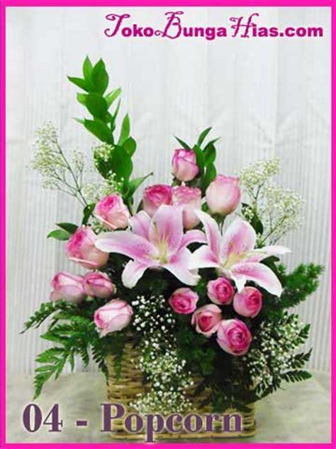 rangkaian bunga segar  acara ulang   ucapan
