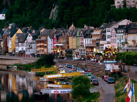 Cochem Germany Amazing Places