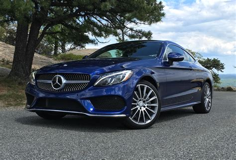 Review Mercedes C Class Coupe by 2016 Mercedes C Class Coupe Test Drive Review