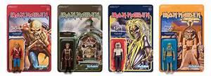 Iron Maiden ReAction Figures Available Now - The Toyark - News