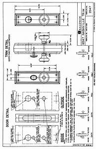 34 Baldwin Mortise Lock Diagram