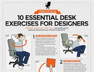 For Designers: 10 Simple Desk Exercises To Help You Relax ...