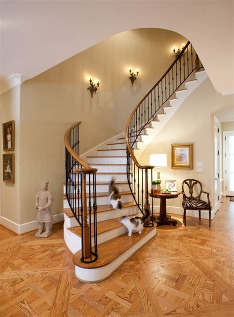 French Country   Traditional   Staircase   Houston   by