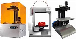 A Quick Guide To Buying Your First 3d Printer