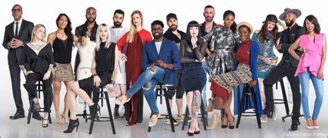 project runway  stars season  cast  rookie  veteran designers announced
