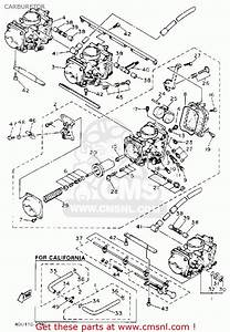 Yamaha Xj600 Parts Manual Catalog Download 1992
