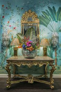 Inside the De Gournay San Francisco Opening Party