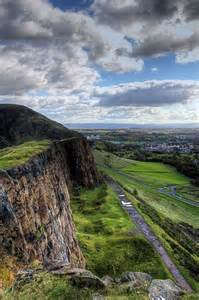 Scotland Arthur's Seat Edinburgh