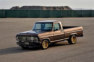 An Extraordinary Satin 1970 Ford F-100