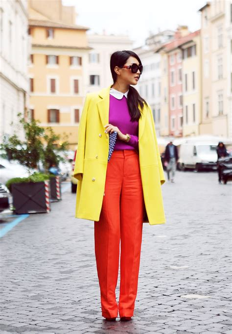 Ladies Red Pants Outfits 2018 | FashionTasty.com