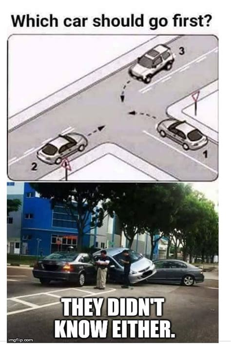 Traffic Meme - 10 driving memes 9 most mysterious driving question