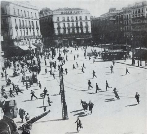 the state of siege asturias october 1934 cause visible effects