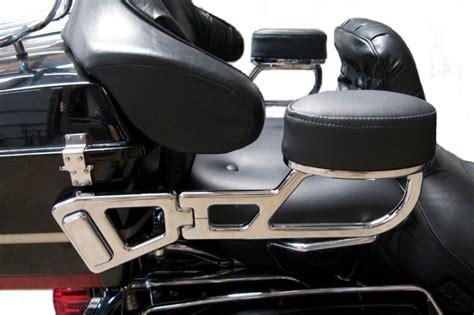 Billet Passenger Armrests By American Motorcycle
