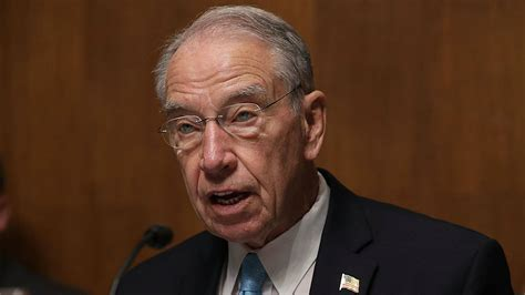 Grassley reignites feud with History Channel