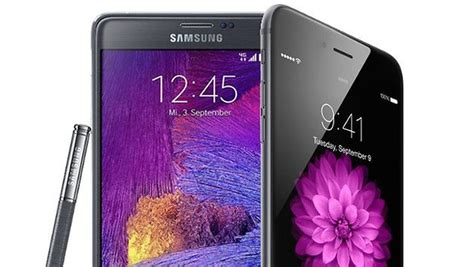 iphone 6 plus galaxy note 4 vergleich der phablet k 246 nige androidpit