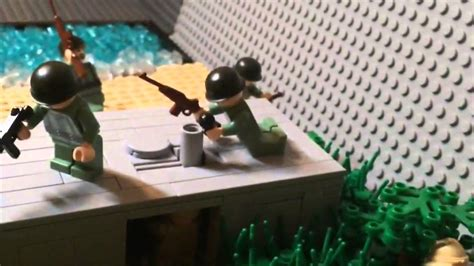 lego ww pacific moc youtube