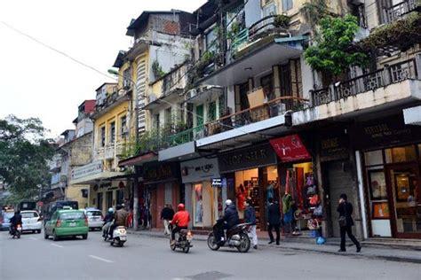 Hanoi Old Quarter (french Quarter)