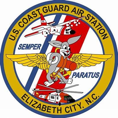 Guard Coast Elizabeth Insignia Station Air Svg