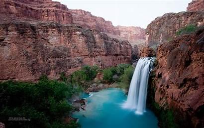 Havasupai Arizona Az Desktop Wallpapers Canyon Adventure