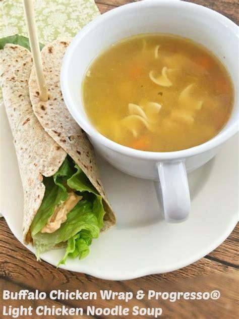 progresso light chicken noodle soup save money time calories with this progresso lunch idea