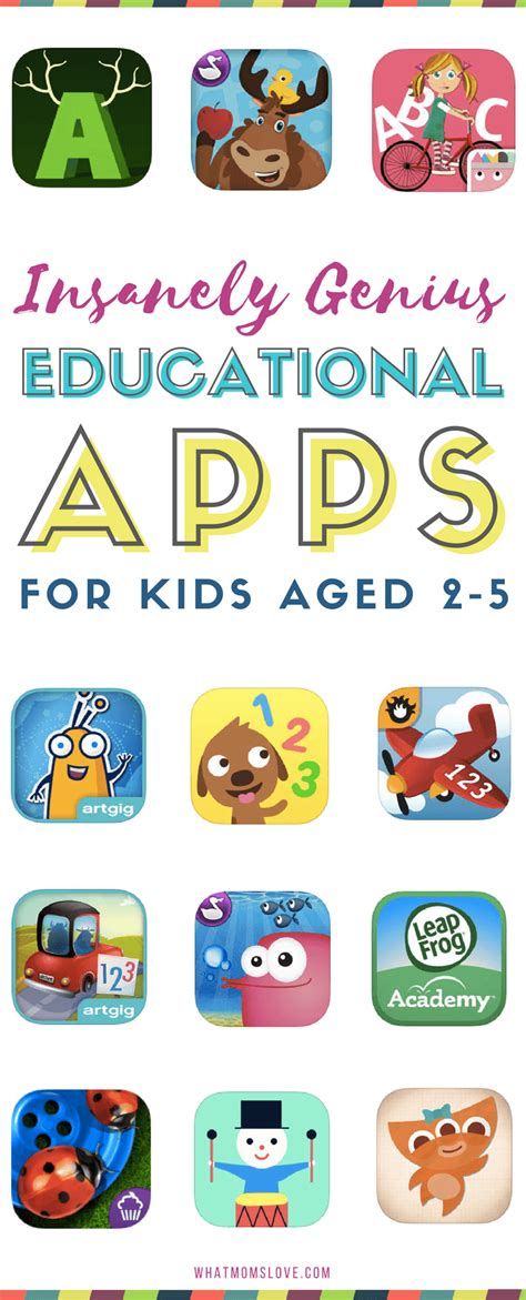 the best educational apps for toddlers amp preschoolers that 914 | Educational APPS PIN
