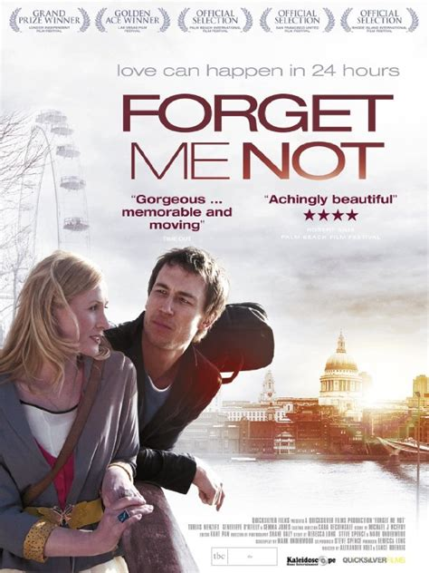 tobias menzies forget me not forget me not will not be forgotten any time soon