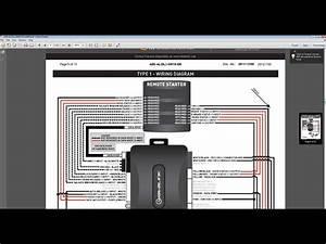 Avital 4103 Wiring Diagram